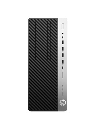 HP 800 G3 Twr Y1B39Avz9 İ5 7500  8Gb 1Tb+256Gb Ssd Gt710 W10P Renkli